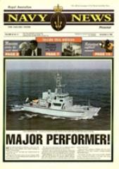 Navy News - 4 November 1996