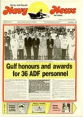 Navy News - 6 November 1991