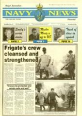 Navy News - 6 November 1995