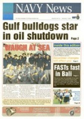 Navy News - 7 November 2002