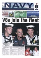 Navy News 15 November 2007