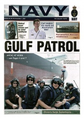 Navy News 1 November 2007