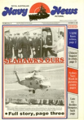 Navy News - 13 October 1989