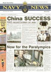 Navy News - 16 October 2000