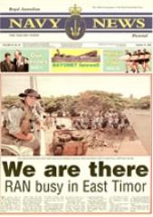 Navy News -  18 October 1999