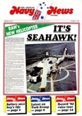 Navy News -  19 October 1984