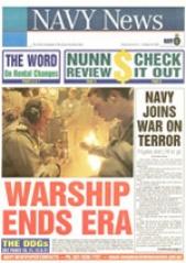Navy News - 29 October 2001