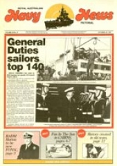 Navy News - 30 October 1987