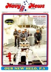 Navy News -  5 October 1984