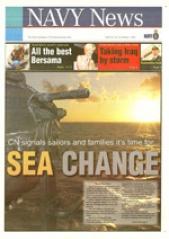 Navy News from 7 October 2004