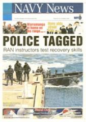Navy News from 9 October 2003