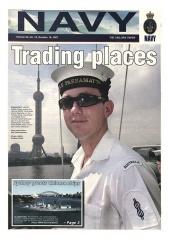 Navy News 18 October 2007