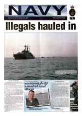 Navy News 4 October 2007