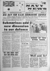 Navy News - 1 September 1967