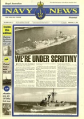 Navy News - 11 September 1995