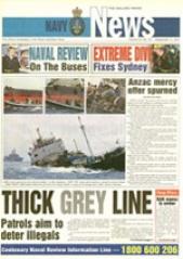 Navy News - 17 September 2001