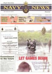 Navy News - 18 September 2000