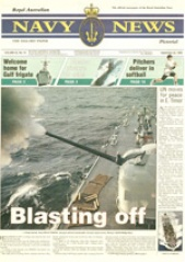 Navy News -  20 September 1999