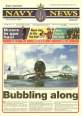 Navy News -  21 September 1998