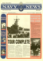 Navy News - 23 September 1996