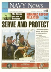 Navy News from 25 September 2003