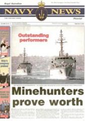 Navy News - 4 September 2000