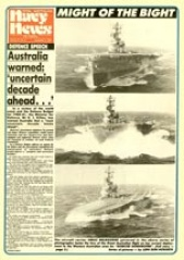 Navy News -  5 September 1980