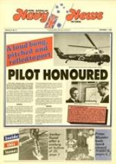 Navy News -  7 September 1984