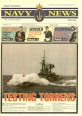 Navy News - 9 September 1996