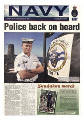 Navy News 20 September 2007