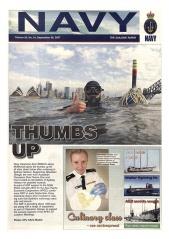 Navy News 6 September 2007