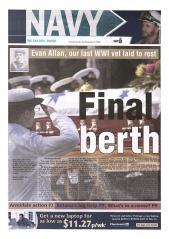 Navy News from 3 November 2005