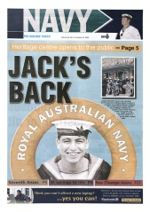 Navy News from 20 October 2005