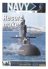 Navy News from 6 October 2005