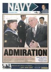 Navy News from 22 September 2005