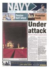Navy News from 8 September 2005