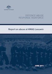 Report on abuse at HMAS Leeuwin