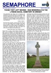 Semaphore Issue 4, 2009
