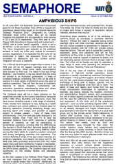 Semaphore Issue 14, 2007