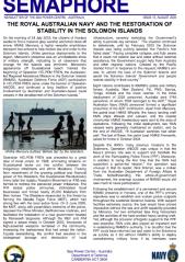 Semaphore 2005 Issue 13