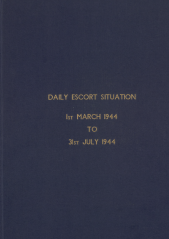 Daily Escort Situation - March 1944