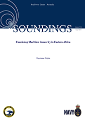 Soundings No. 8 - Examining Maritime Insecurity in Eastern Africa