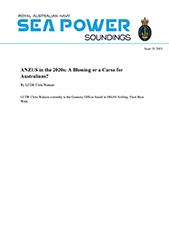Soundings No. 33