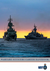 Warfare Officers Career Handbook
