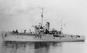 HMAS Launceston (I).