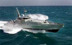 Armidale class Patrol Boat.