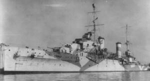 HMAS Hobart (I)
