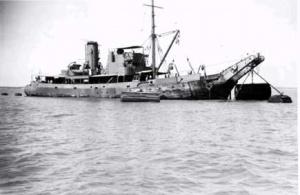 HMAS Koala.