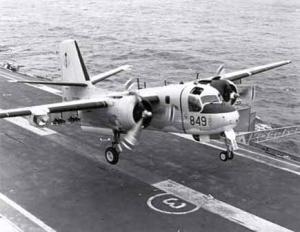 Grumman S-2E/G Tracker
