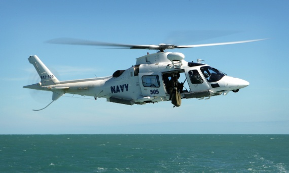 Agusta A109e Power Royal Australian Navy